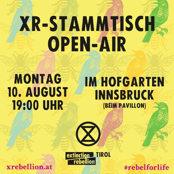 XR-Stammtisch-Innsbruck