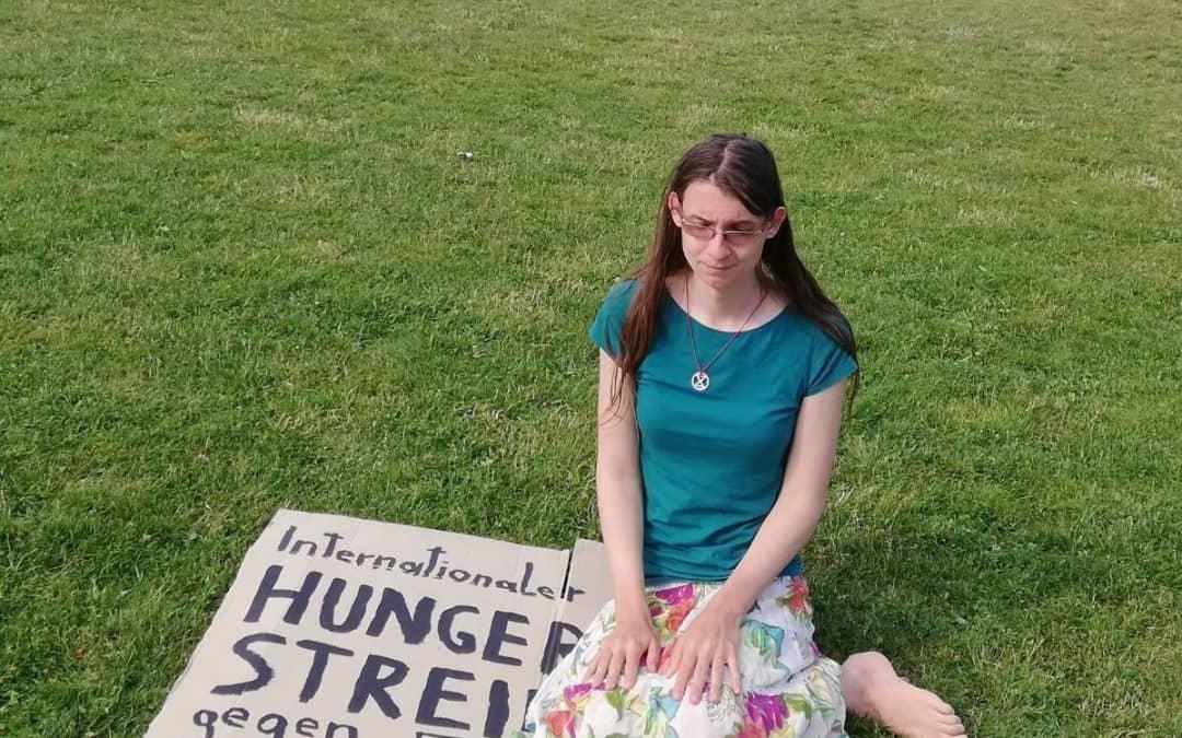 Hungerstreik Martha: Offener Brief an die Presse