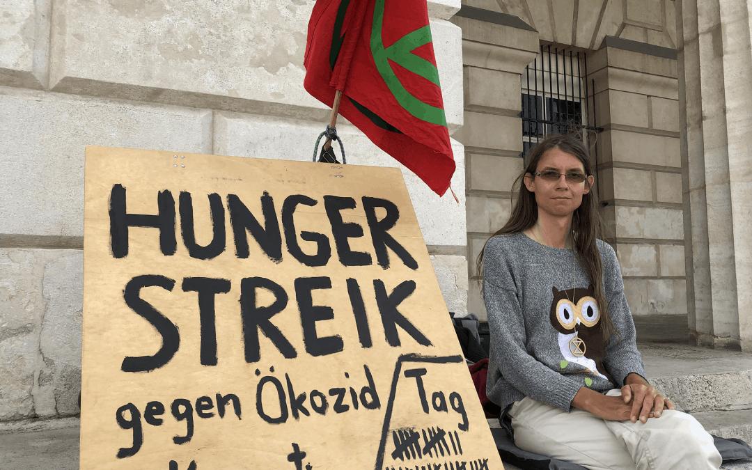 32 Tage Hungerstreik – Die Grenze ist erreicht  – Lobau Evaluierung kommt